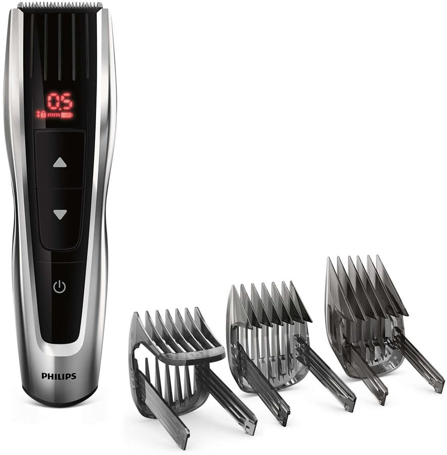 Philips HC7460/15 - Philips HAIRCLIPPER Series 7000 HC7460 - Cortapelos - sin cables