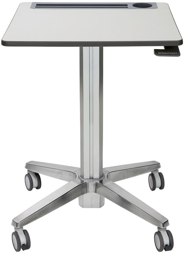 Ergotron 24-481-003 - Ergotron LearnFit Adjustable - Mesa - móvil - escuela - rectangular - blanco