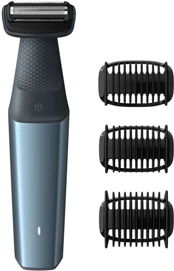 Philips BG3015/15 - Philips Bodygroom Series 3000 BG3015 - Cortadora - sin cables