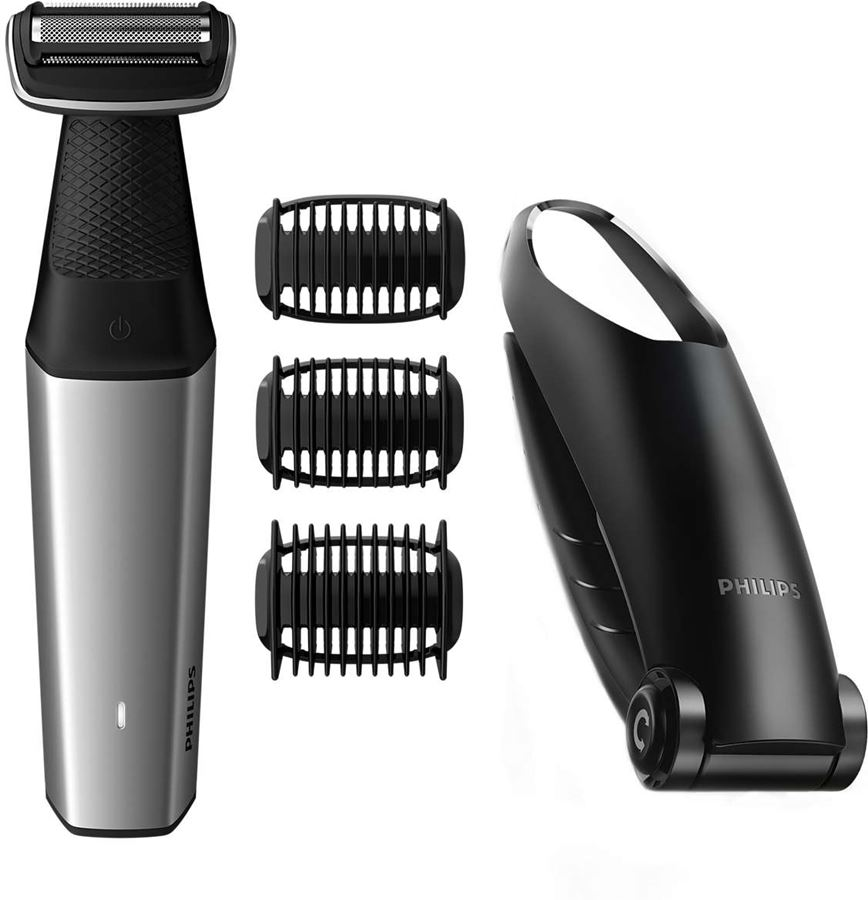 Philips BG5020/15 - Philips Bodygroom Series 5000 BG5020 - Máquina de afeitar - sin cables