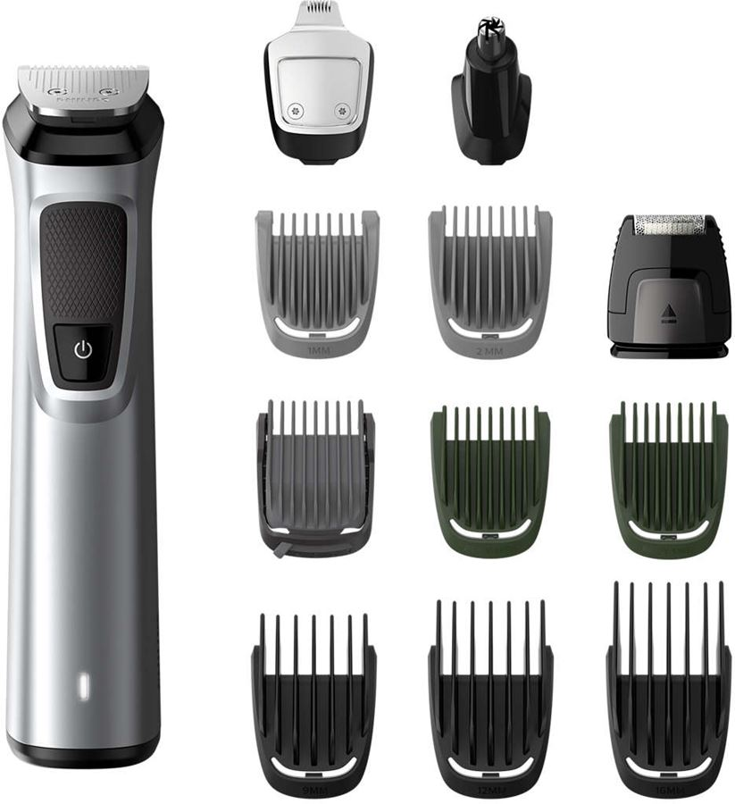 Philips MG7710/18 - Philips Multigroom Series 7000 MG7710 - Cortadora - sin cables