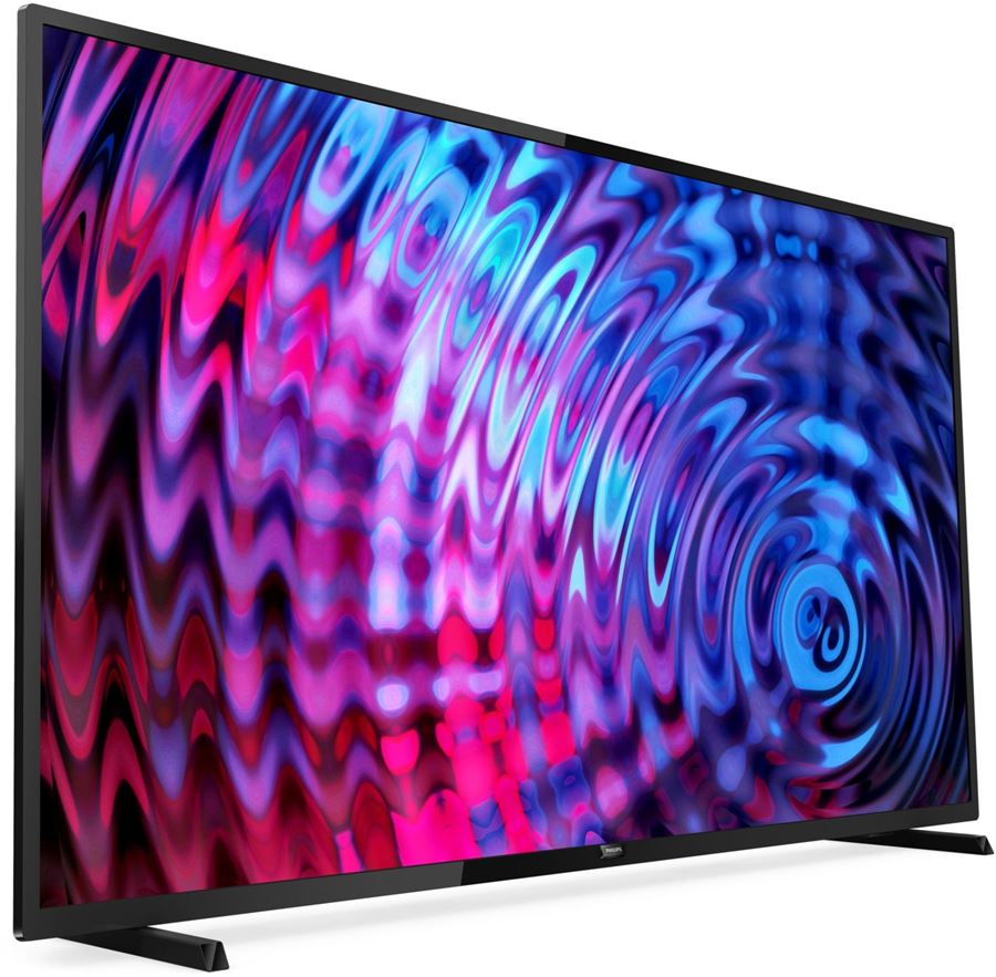 "Philips 43PFT5503/12 - Philips 43PFT5503 - 43"" Clase 5500 Series TV LED - 1080p (Full HD) 1920 x 1080 - negro de alto brillo"