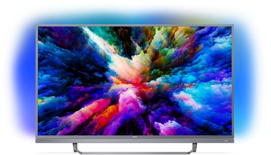 "Philips 49PUS7503/12 - Philips 49PUS7503 - 49"" Clase 7500 Series TV LED - Smart TV - Android TV - 4K UHD (2160p) 3840 x 2160 - HDR - Micro Dimming Pro - gris oscuro"