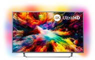 "Philips 55PUS7303/12 - Philips 55PUS7303 - 55"" Clase 7300 Series TV LED - Smart TV - Android TV - 4K UHD (2160p) 3840 x 2160 - HDR - Micro Dimming Pro - gris oscuro"