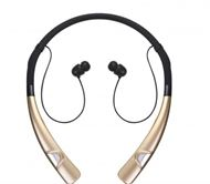 Smartoools 8435396920236 - Wireless Neckband Headset In-ear Sweatp GOLD