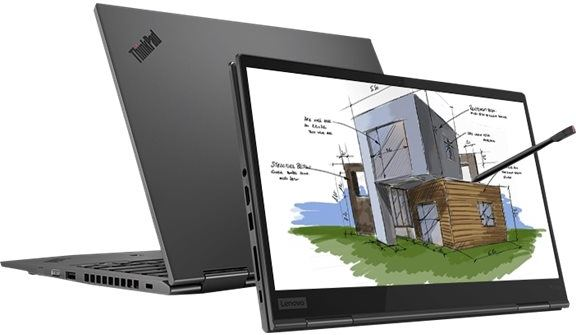 Lenovo ThinkPad X1 Yoga (4th Gen) 20QF - Dise…