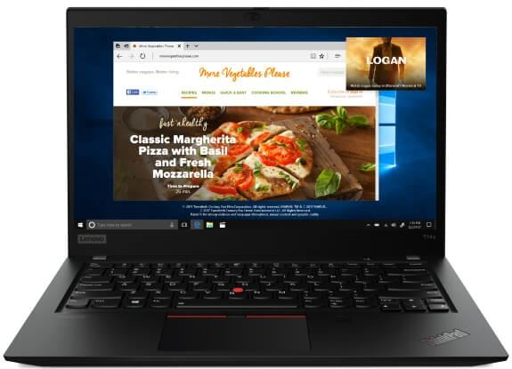 Lenovo ThinkPad T14s Gen 1 20T0 - Core i7 105…