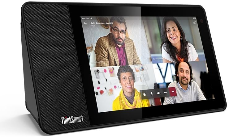 Lenovo ThinkSmart View CD-18781Y Pantalla inteligente