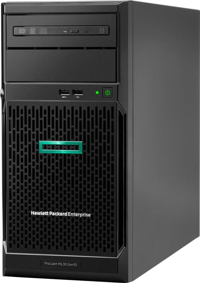 HP P16928-421 Servidor Proliant HPE ML30 Gen10 E-2224 …