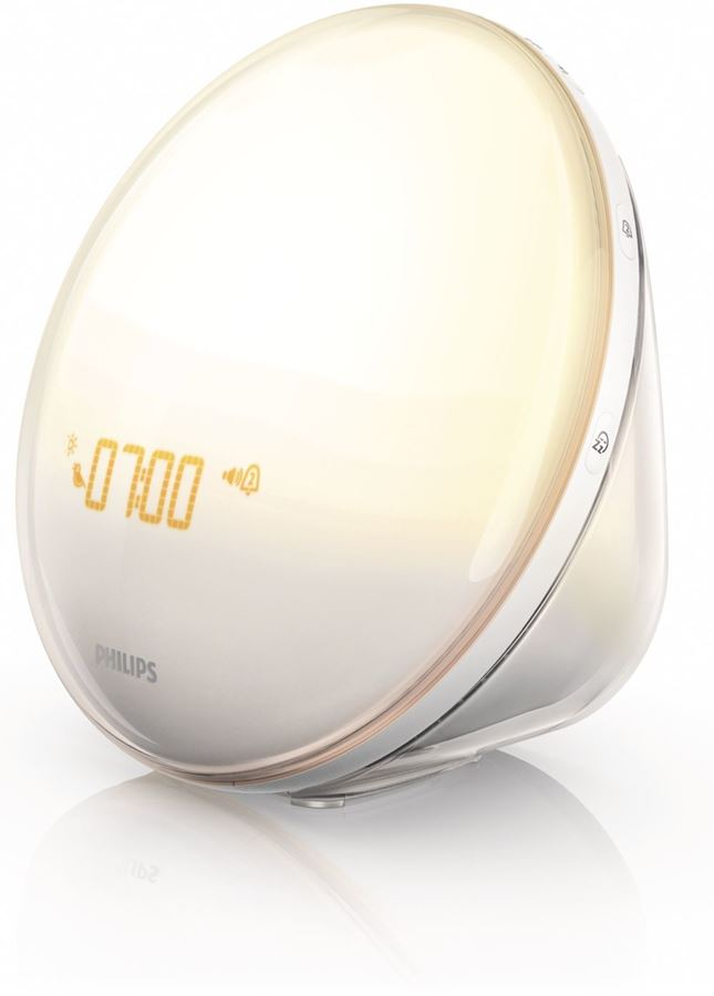 Philips HF3520/01 - Philips Wake-up Light HF3520 - Radioreloj