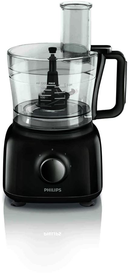Philips HR7629/90 - Philips Daily Collection HR7629 - Robot de cocina - 650 W - negro