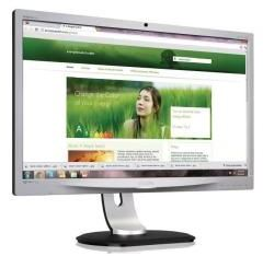 "Philips 241P4QRYES/00 - Philips Brilliance P-line 241P4QRYES - Monitor LED - 24"" - 1920 x 1080 Full HD (1080p) - 250 cd/m² - 3000:1 - 4 ms - DVI-D, VGA, DisplayPort - altavoces - negro"