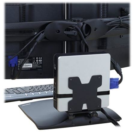 Ergotron 80-107-200 Thin Client Mount - Kit …