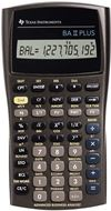 Calculadora Financiera Texas Instruments BA II PLUS ™ - Incluye estuche