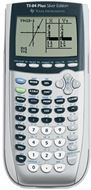 Calculadora Gráfica Texas Instruments TI-84 Plus Silver Edition - Conexión PC con mini-USB - 1,5 MB