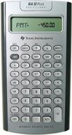 Calculadora Financiera Texas Instruments BAII PLUS™ Professional - Incluye elegante estuche de piel