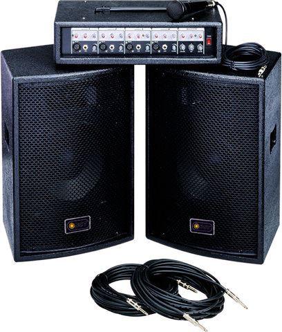 equipo sonido completo: