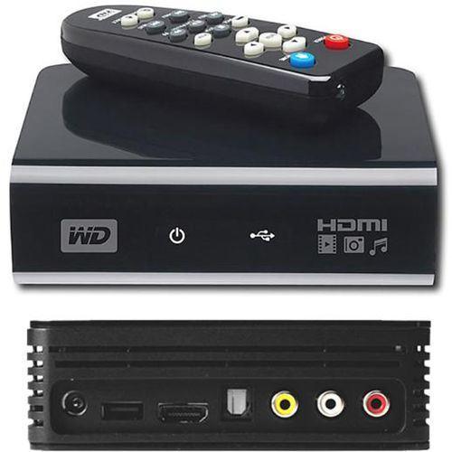 Reproductor multimedia de alta definici n wd tv hd media - Definicion de multimedia ...