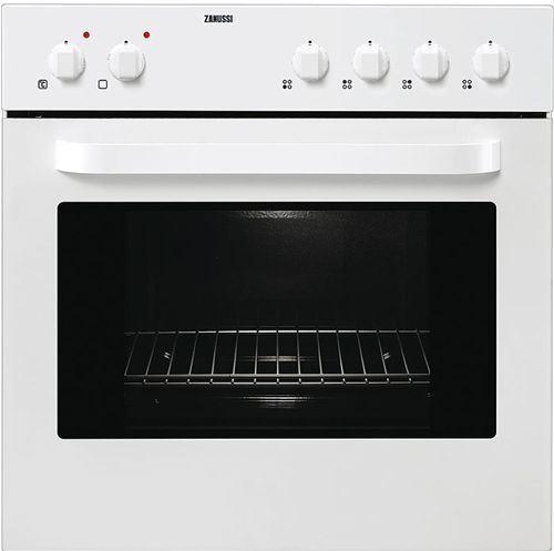 conjunto horno y encimera gas zanussi zou 348 fw color