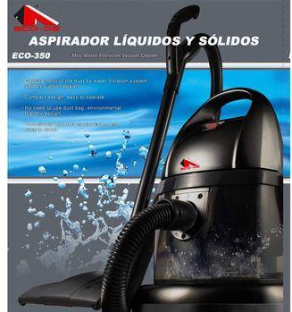 eco de aspirador para solidos y liquidos sin bolsa