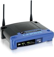 Router inalámbrico Linksys WRT54GL-EU Wireless-G Broadband Router - 54 Mbps - 4 puertos - Fast Ethernet 10/100 - 802.11b/g - Networking - Redes - Linksys® by Cisco