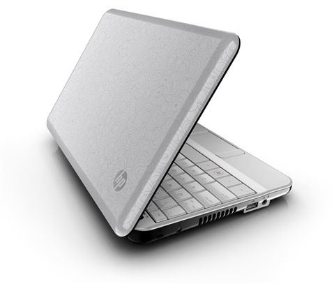 "Portátil HP Mini 110-1150SS - Intel Atom N270 1.60 GHz - RAM 1 GB - Disco 250 GB - WLAN 802.11b/g - Windows® 7 Starter - Pantalla panorámica antirreflejos 10,1"" SD LED (1024 x 600) - Webcam - 1,17 Kg"