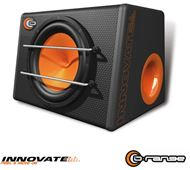 "Cajón Subwoofer 12"" 1000W con protector frontal serie Orange. INNOVATE"