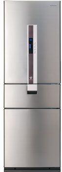Sj mb300sst sharp ha dise ado un frigor fico combi de 3 - Frigorificos una puerta no frost ...