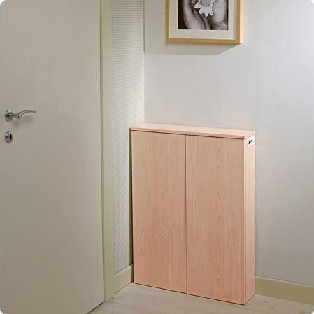Tabla de planchar con mueble stiraemolla de foppapedretti - Mueble tabla de planchar ...