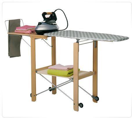 Casas cocinas mueble tablas de planchar plegables for Mueble plancha plegable