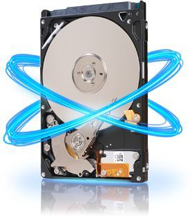 "Disco duro interno Seagate Momentus 7200.4 - 500GB - 2.5"" - SATA-300 - 7200 rpm - buffer 16MB / Ref: ST9500420AS"