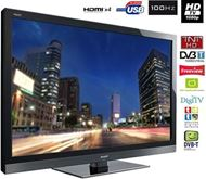 Sharp LCD LED 22 SHARP LC22LE320EBK HDTV FULL HD