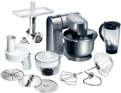 Robot de cocina bosch mum 84 mp1 5 4 l brazo for Robot de cocina multifuncion