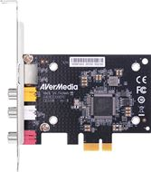 Capturadora profesional AverMedia SD PCIe Video Capture Card with Composite / S-Video Interfacing (CE310B)