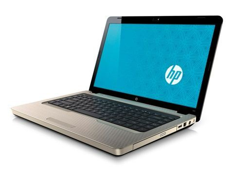 "PC portátil HP G62-b97ES (LD208EA) - 15,6"" - AMD Athlon II Dual-Core P340 a 2,2 GHz - 4GB - 500GB - DVD+/-RW - 2173 MB graficos - Windows® 7 Home Premium 64 bits - Aluminio Champagne"