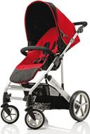 OFERTA Silla de paseo BRITAX VIGOUR 4+ Color: Mars Red, reversible, reclinable hasta la horizontal, ULTIMAS UNIDADES
