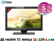 "TELEVISOR LED 22"" FUNAI H800M. HD Ready con TDT HD"