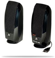 Sistema de altavoces multimedia para PC Logitech S150 980-000029 en color negro USB