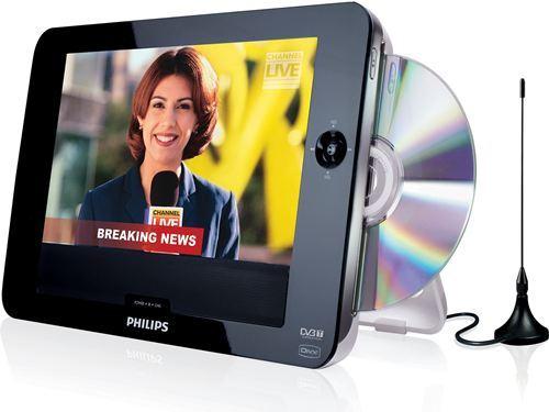 Dvd Portatil Philips Com tv Philips Dvd Portátil y