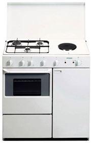 Cocina con portabombonas a gas butano de aspes 5ca 31sp - Cocinas de gas con portabombonas ...