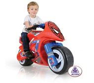 Injusa Moto Wind Spiderman 6V