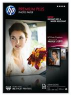 HP CR673A - HP Premium Plus Photo Paper - Papel fotográfico semisatinado - A4 (210 x 297 mm) - 300 g/m2 - 20 hoja(s)