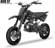 Motocross Apollo Orion AGB 37 Red Fire Supermotard 160 cc 4 tiempos gran tamaño. HOBBY