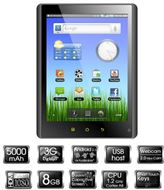 "TABLET PC DE 8"" CON ANDROID 2.3 WOXTER TABLET PC 85"