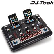 Base / mesa de mezclas iPod - iPhone Dual DJ TECH I-Styler