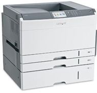 "Impresora A3 Lexmark C925dte - A3 Dúplex Láser color, Pantalla táctil 4.3"", Doble bandeja, Pictbridge, 31ppm negro/color, alto rendimiento, USB 2.0, LAN ¡CON RED INTEGRADA!"