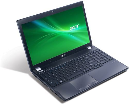 Acer TravelMate 5760-32358G50Mnsk NX.V54EB.001 - Core i3 2350M / 3.3 GHz - Windows 7 Home Premium 64-bit - 8 GB RAM - 500 GB HDD - DVD SuperMulti DL - 15.6""