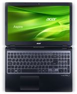 Ultrabook Acer Aspire TimelineU M3-581T-32364G34Mnkk - Core™ i3 2367M / 1.4 GHz - 4 GB RAM - 320 GB HDD + 20 GB SSD Green Instant On - DVD SuperMulti - 15.6