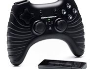 Gamepad Thrustmaster T-Wireless Black - Gracias a su compatibilidad dual es el gamepad ideal para juego inalámbrico multijugador en PC y PlayStation®3!