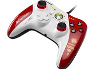 Gamepad Thrustmaster GPX LightBack Ferrari F1 Edition - ¡Gamepad oficial de Xbox 360® con Light Feedback integrado, indicadores de velocidad y Vibration Feedback!